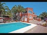 Difficile de ne pas essayer de s'y projeter (rêve) – Grande villa avec piscine Calpe, mer et soleil chaud