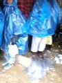 Au camp grec de réfugiés de Moria, les demandeurs d'asile affrontent l'hiver (2)