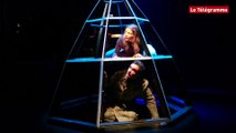 Quimper. Théâtre : Les répétitions de Blanche la nuit