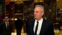 Robert Kennedy Jr. reveals plan to chair vaccine safety commission for Trump