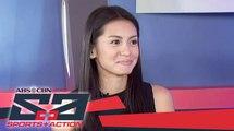 The Score: Will Ateneo volleyball star Denden Lazaro enter showbiz industry?