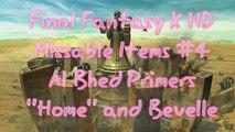 Final Fantasy X HD - Missable Items Part 4 - Al Bhed Primers