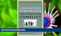 FREE [PDF]  Communication Strategies for Managing Conflict: A Guide for Academic Leaders