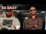 RZA On Raekwon's Request, DX Daily - 50 Cent Sued, Cons & Joe Budden Squash Beef