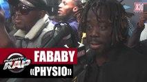 """Fababy feat. KeBlack & Naza """"Physio (Température)"""" #PlanèteRap"""