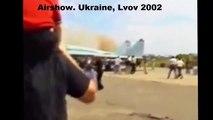 8 Accidentes de Aviones Captados en video... Desastre Aéreo