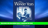 BEST PDF  The Wonder Years My Life and Times With Stevie Wonder READ ONLINE