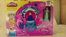 Play Doh Disney Princess Magical Carriage Featuring Cinderella Play Doh Playset