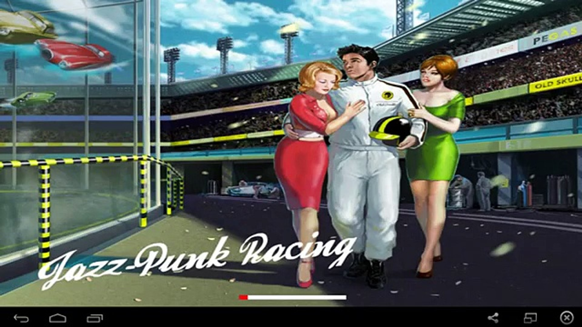 Jazz Punk Racing - for Android GamePlay
