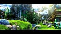 Kung Fu Panda 3 _ Panda Paradies 101 _ Featurette Deutsch HD DreamWorks-vYNUzoM2GbA