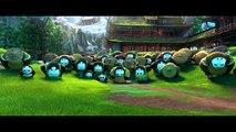 Kung Fu Panda 3 _ Panda Training 101 _ Featurette Deutsch HD DreamWorks-j1UmOxiFv60