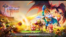 [HD] Rise of Kingdoms Gameplay (IOS/Android) | ProAPK