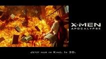 X-Men - Apocalypse _ Jetzt im Kino! TV-Spot 30' Fight #2 JETZT _ Deutsch HD (Bryan Singer) TrVi-7aUdhPTepxw