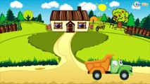 Trucks Cartoon - The Truck with dangerous cactus! Cartoons for children Episode 47