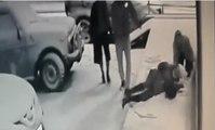 Ces femmes vont regretter d'avoir mis des talons hauts par temps neigeux !