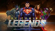 DC Legends Android Gameplay