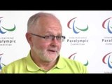 Pre-Games Interview with Sir Philip Craven