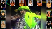 HASBRO ARCADE MATCH-UP: Jim Duggan & Randy Savage vs. The Undertaker & Jake Roberts