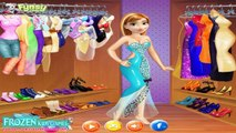 Frozen Anna and Kristoff Valentines Date ღ Disney Princess Anna Dress Up Game For Kids ᴴᴰ