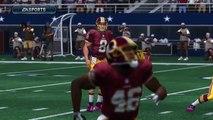 Simulación Madden NFL 15 - Washington Redskins vs Dallas Cowboys-KcjF143Fi4c