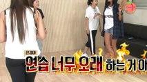 061016 Sister's Slam Dunk JYP 안무가 dance teacher
