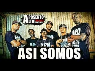 APOSENTO ALTO The Last Testment - ASI SOMOS