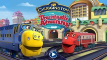 Chuggington Traintastic Adventures - A Train Set Game for Kids | Kids Train Game