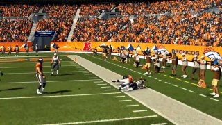 Simulación Madden NFL 25 - Patriots vs Broncos-VerzqsP7Ksg