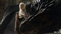 Daenerys unleashes her dragons - Game of Thrones Season 6 Episode 9 Battle of the Bastards 06x09