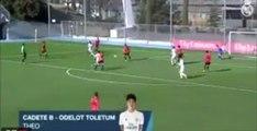 Zap Sport 11 janvier : Theo Zidane humilie un défenseur avec un geste de fou et marque (vidéo)