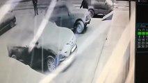Marcher en talon dans la neige : chaud! Gamelles sur gamelles!