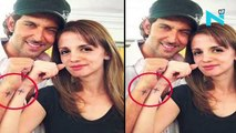 Hrithik celebrates b'day with ex-wife Sussanne, Kaabil actors & others