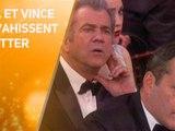 Mel Gibson et Vince Vaughn, moqués par la twittosphère