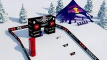 Adrénaline - Ski : découvrez le parcours du SFR Freestyle Tour de Font Romeu