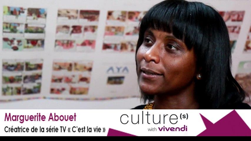 Marguerite Abouet (créatrice de la série TV « C'est la vie »)