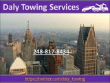 Daly Towing Services (248) 817-8434
