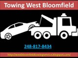 Towing West Bloomfield (248) 817-8434