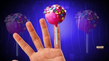 Lollipop Cartoons Finger Family Nursery Rhymes | Lollipop Finger Family Children Nursery Rhymes