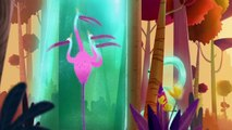 CGI 2D Animated Short - 'Zoo Terazia' - by ECV Bordeaux-voU5qMYOUD0
