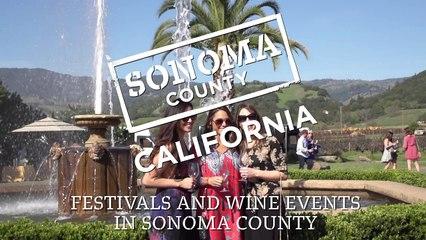 Festivals and Wine Events in Sonoma County - California