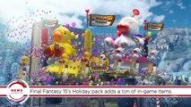 Final Fantasy XV New Game Plus & Free DLC Coming Soon - GS News Update-B4MuLDRqxSE