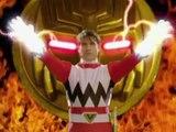 Power Rangers Lost Galaxy - All Leo Morphs (Red Ranger)-S8C7-haIJEM