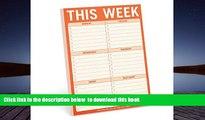 Read Online  Knock Knock This Week Pad Knock Knock Trial Ebook