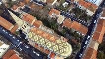 HERAULT – Rétrospective sur l'année 2016  en image avec la société  INSTADRONE