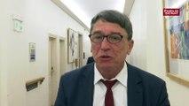 """Le groupe communiste au Sénat veut un """"débat démocratique"""" sur la loi Travail, explique Dominique Watrin"""