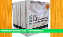 PDF  Wiley CPAexcel Exam Review 2016 Study Guide January: Set (Wiley Cpa Exam Review) O. Ray