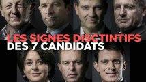3 signes distinctifs que vous ignoriez sur les candidats à la primaire de gauche