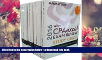 Download [PDF]  Wiley CPAexcel Exam Review 2016 Study Guide January: Set (Wiley Cpa Exam Review)