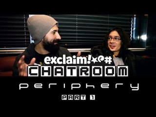 Periphery talk band beginnings and songwriting on Exclaim! TV Chatroom (Part 1)