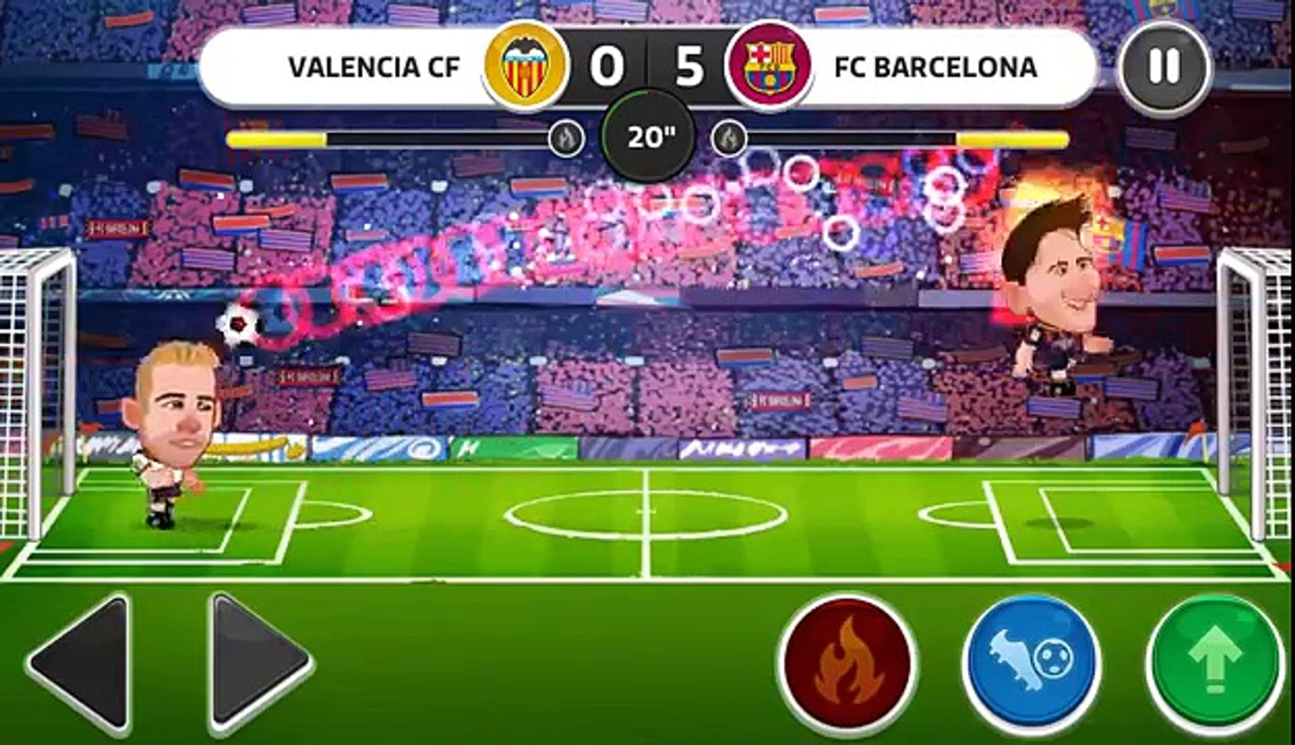 Head Soccer La Liga Android Gameplay (HD)